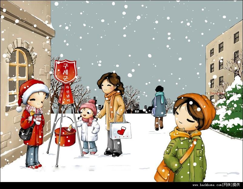 可爱卡通生活电脑桌面屏幕保护高清版图3:卡通屏保