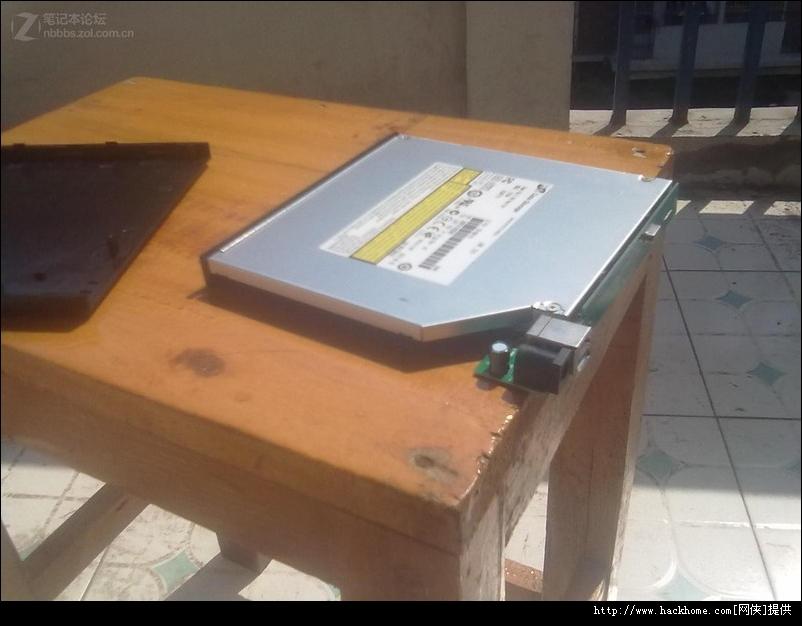 联想y460a笔记本升级改造cpu以及还固态硬盘和安装!