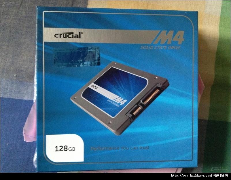 联想Y450笔记本升级P9600+镁光M4固态硬盘128G实战图文详解[多图]