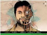 2013最新卡通手绘类风格网站设计欣赏[多图]