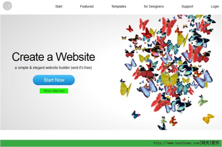 世界知名10大网页模版站点盘点![多图]