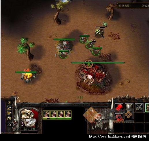 魔兽角色扮演地图 荒岛求生2正式版下载