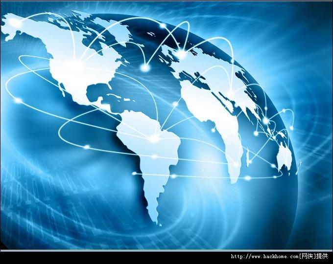 现代科技商务ppt模板下载