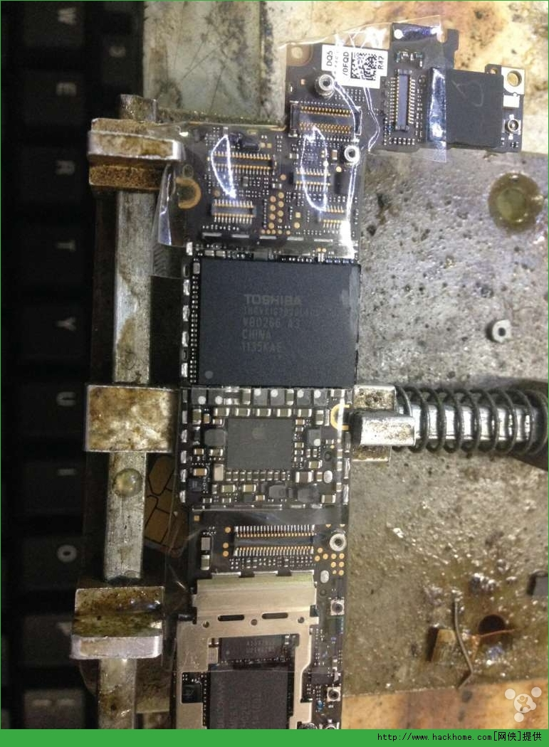 苹果iphone刷机后无法激活显示[多图]图片4_嗨客手机站