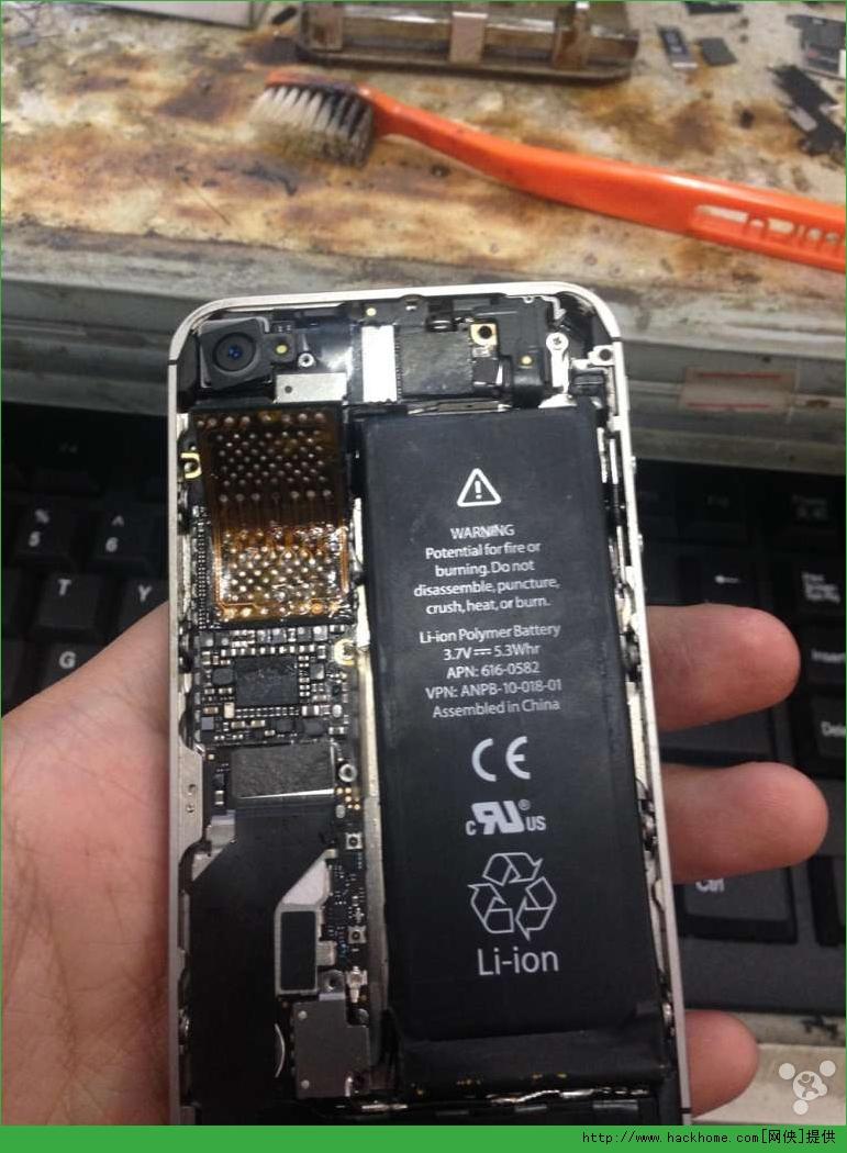 苹果iphone刷机后无法激活显示[多图]图片14_嗨客手机站