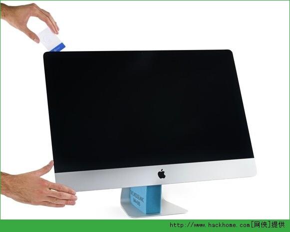 5K屏iMac硬盘和CPU是怎么样的?苹果5k屏imac拆解图文详解![多图]图片4_嗨客手机站