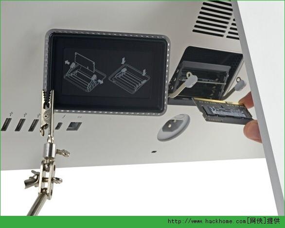 5K屏iMac硬盘和CPU是怎么样的?苹果5k屏imac拆解图文详解![多图]图片2_嗨客手机站