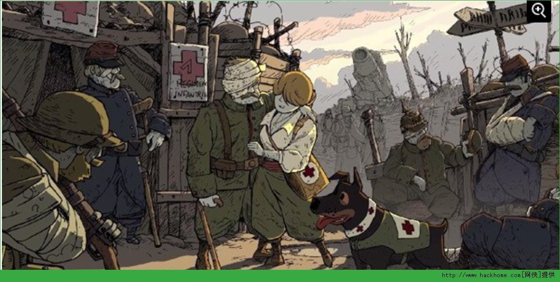 《勇敢之心:伟大战争》手机ios版图1: