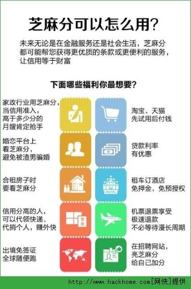 芝麻信用官网IOS手机版app图3: