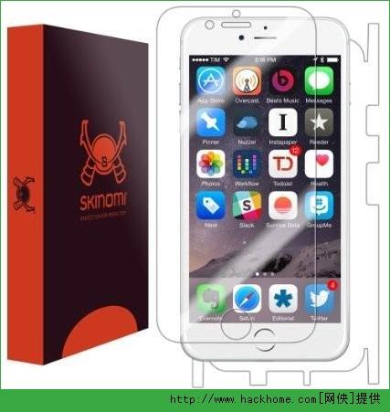 怎么给给苹果iPhone6贴膜?iphone6三种膜贴法图文教程![多图]图片6_嗨客手机站