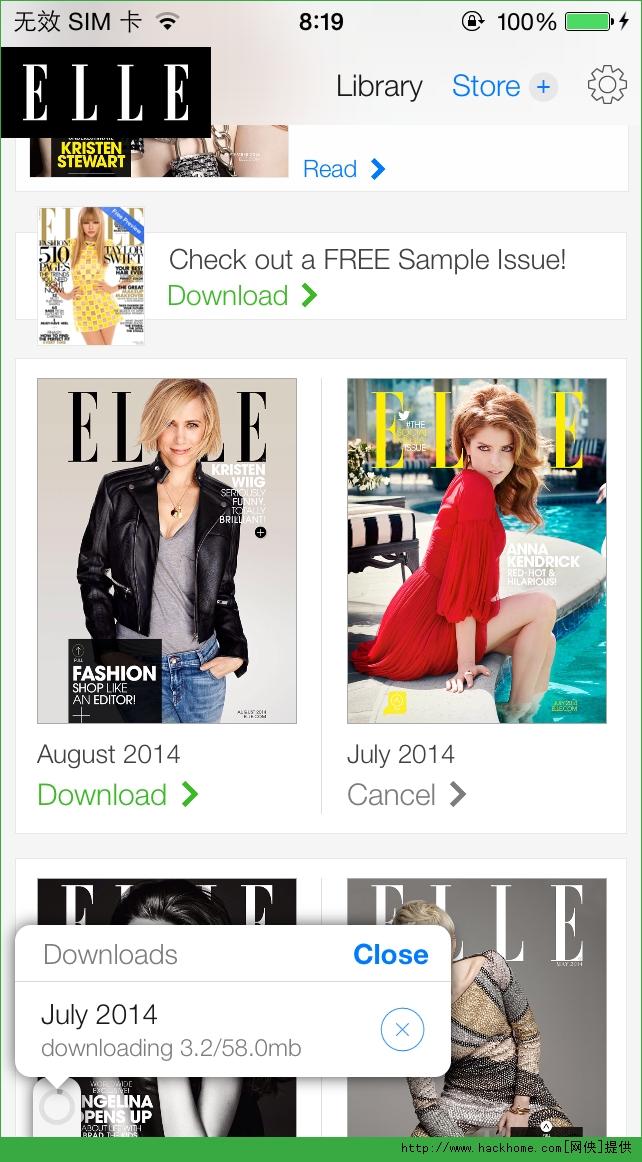 好的时尚杂志app推荐