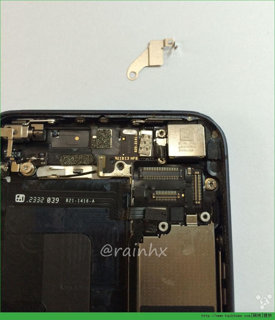 苹果4手机屏幕总成_苹果iPhone5自己动手改造成Iphone5S后盖详细图文教程[多图] 完整页 ...
