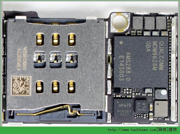 苹果iphone6/plus内部结构怎么样?