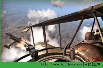 红色男爵飞机战争破解版下载