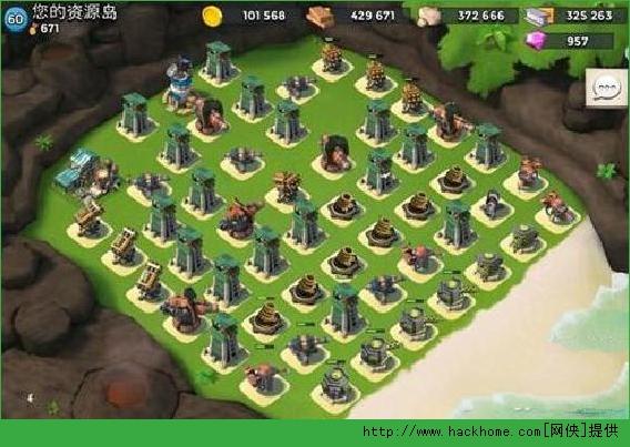 海岛奇兵高级资源岛防御阵型布局攻略[多图]