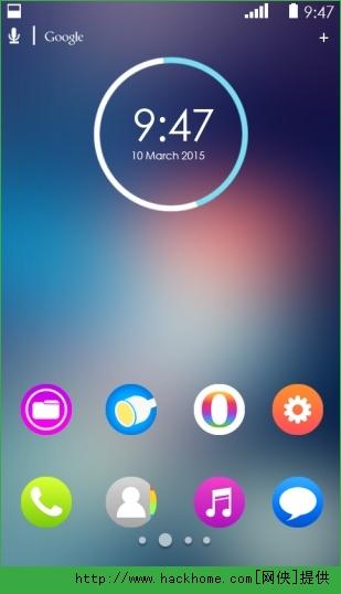 圆形扁平图标包app下载