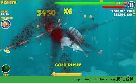 饥饿的鲨鱼进化手游中,直升机是一件让很多玩家无奈的存在,海里游的和天上飞的本来是八竿子打不着的事情,但是动动脑筋,运用一些策略就能顺利的击败直升机。网侠小编在此为大家分享饥饿的鲨鱼进化直升机攻击方式教程,欢迎感兴趣的小伙伴们前来围观! 一、攻击方法 攻击直升机的最基本的级别必须要到达虎鲨以上的级别,而且虎鲨的等级最好到达10级满级;如果没有喷射机玩家只能利用水下加速冲刺跳跃起来攻击直升机,另外直升机在扔下深水炸弹时玩家最好先躲避伤害以后再实施攻击。攻击的位置最好为头部,也就是玻璃窗户的位置,瞄准的话一次就