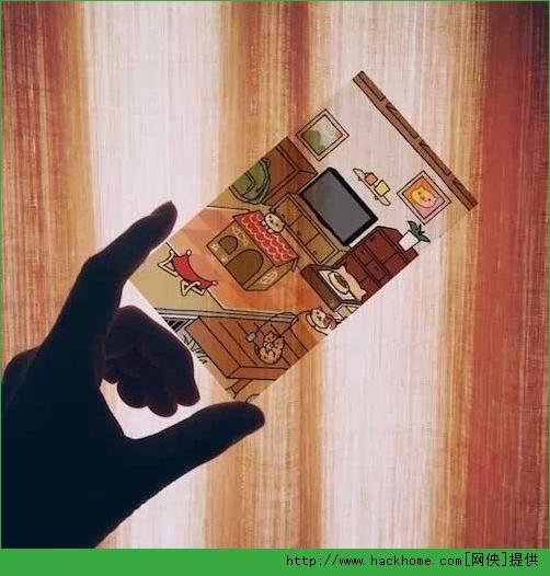 picsart透明手机制作