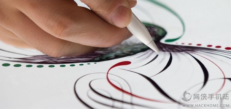 苹果笔Apple Pencil粗细深浅写法技巧[多图]图片1