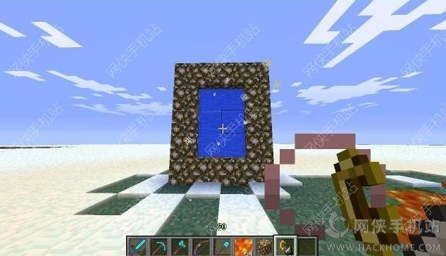 我的世界0.12.3天堂门怎么做 天堂传送门制作教程[图]图片1