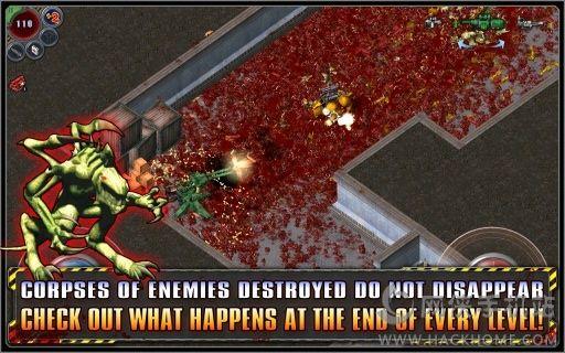 孤胆枪手2游戏手机版(Alien Shooter 2)图4: