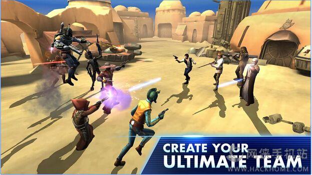 星球大战银河英雄传手游官网iOS版图4:
