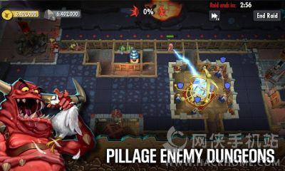地下城守护者游戏安卓版下载图1: