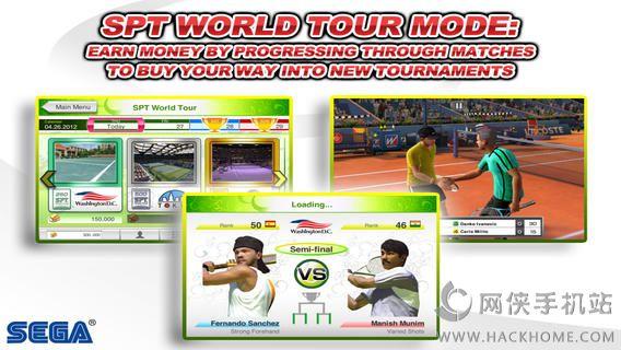 VR网球挑战赛官方iOS手机版图1: