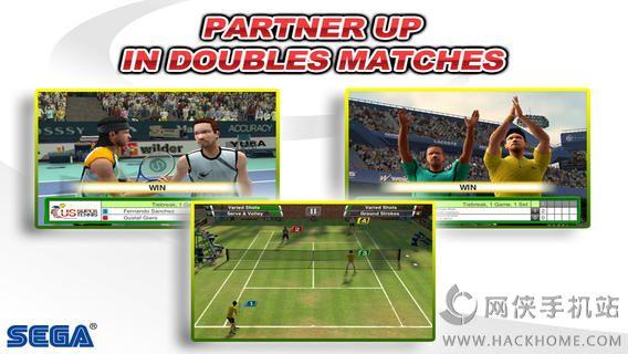VR网球挑战赛官方iOS手机版图3: