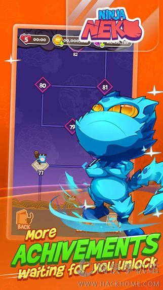 忍者猫安卓游戏手机版(Ninja Neko)图4: