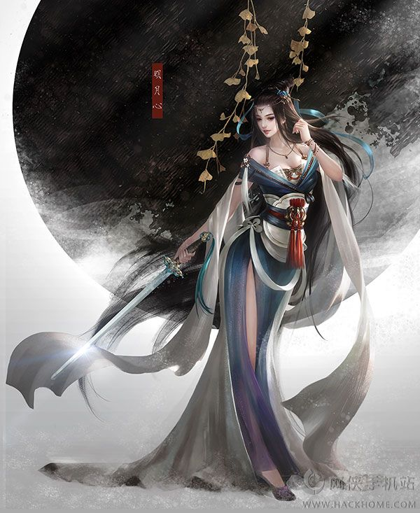 腾讯天涯明月刀ol手游官网正版下载图1:
