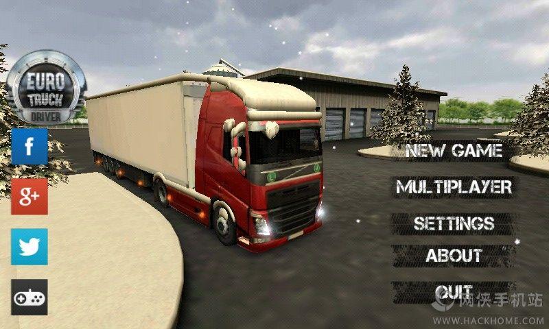 欧洲卡车模拟32016最新官方手机版下载(Euro Truck Simulator 3)图4: