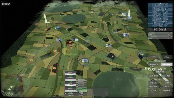 欧洲战争手机游戏