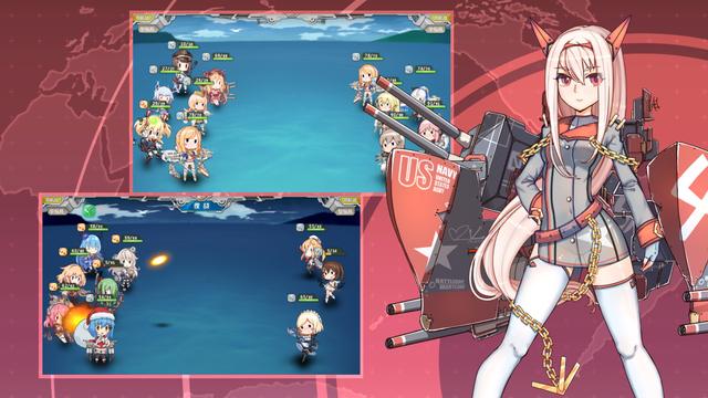 战舰少女R4.1.1最新反和谐版本图4:
