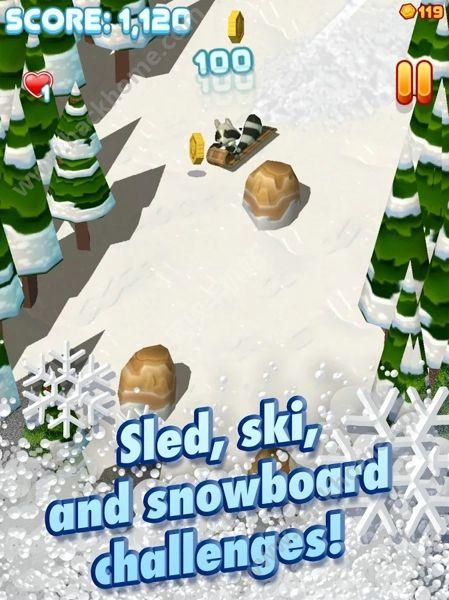 图德尔的雪橇无限金币内购破解版图1: