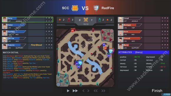 王者荣耀战队模拟游戏安卓手机版图4: