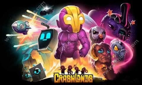 崩溃大陆1.2.23版本游戏汉化中文版下载(Crashlands)图1: