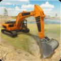 重型挖掘机驾驶3D无限金币中文破解版 v1.0.3