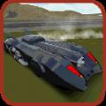 蝙蝠车漂移游戏手机版下载(Batmobile Flight Drift) v1.2