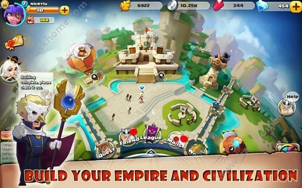 帝国时代堕落国度ios苹果最新版图1: