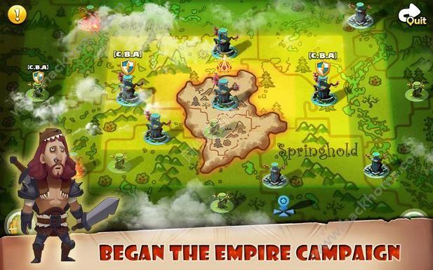 帝国时代堕落国度ios苹果最新版图5: