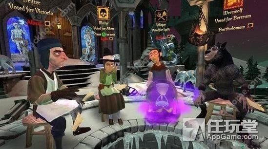 狼人游戏VR游戏官网手机版下载图1: