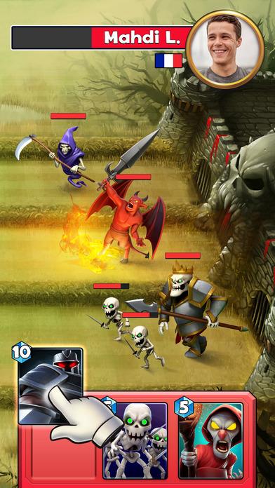 城堡冲击官方网站正版手机游戏(Castle Crush)图1: