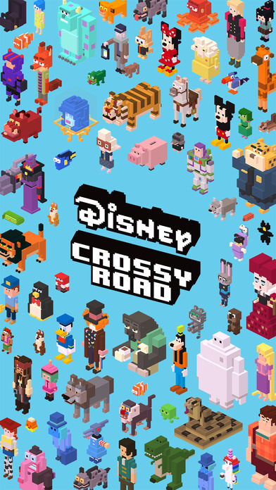 迪士尼天天过马路万圣节最新版(Disney Crossy Road)图5: