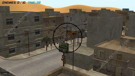 反恐杀手VR游戏苹果版(VR SNIPER)图1:
