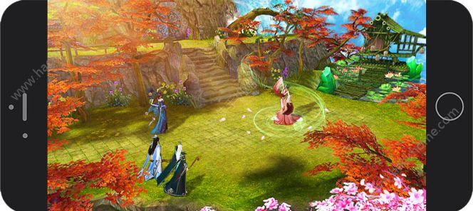 三生三世十里桃花手游将于元旦上线 十里桃花独有的仙侠世界