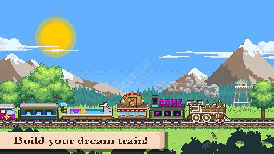 小小火车游戏中文汉化安卓版(Tiny Rails)图3: