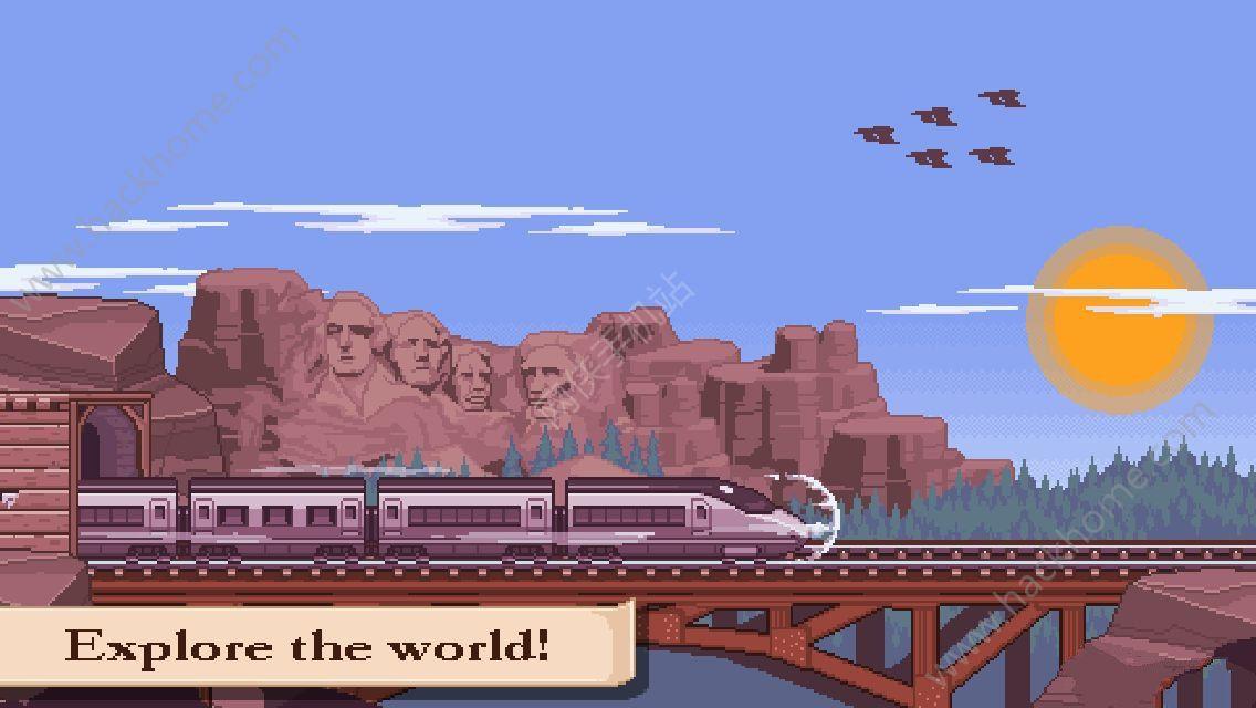 小小火车游戏中文汉化安卓版(Tiny Rails)图5: