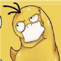 可达鸭头像表情包