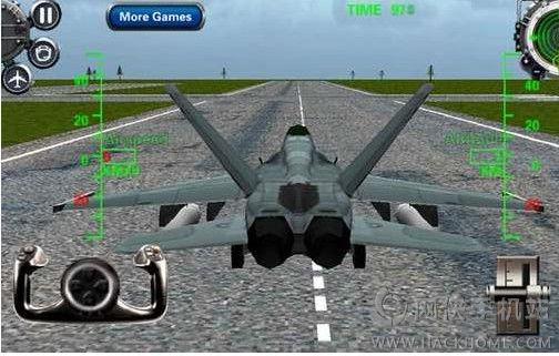 1.主控制:通过控制操纵杆来控制飞机的上下及飞机姿态,通过油门杆上下来控制飞机的速度; 2.微调控制:通过控制油门杆左右来微调控制飞机的姿态,点击图标1可以使飞机进入水平飞行状态; 3.点击图标2可以进行第一视角和第三视角切换,并且在飞机前方会出现指示箭头; 4.根据雷达地图信息找到任务完成地点并完成任务。通过完成任务来获得奖章解锁其它飞机。